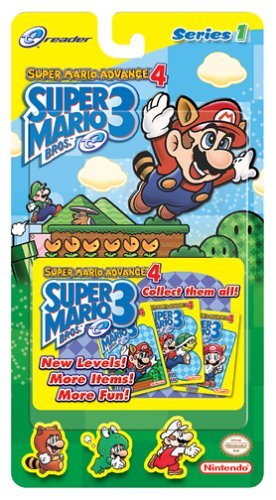 Super Mario Advance 4: Super Mario Bros. 3 E-Series 1 ( Game...