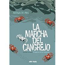 La marcha del cangrejo 2: El imperio de los cangrejos (Diviertete (dibbuks))