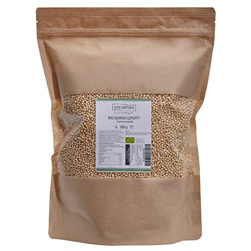 Bio Quinoa gepufft 500 g