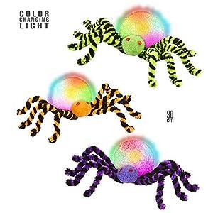 Widmann 0489712se colores cambiantes arañas, 30cm