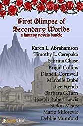 First Glimpse of Fantasy Secondary Worlds: A Twelve Book Box Set (English Edition)