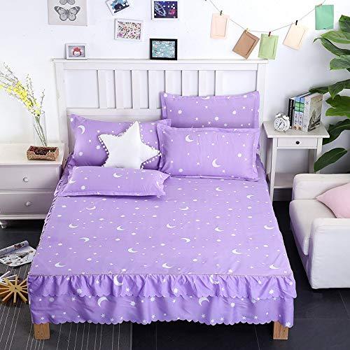 huyiming Verwendet fürEinzelbettdecke Bett Rock Einzelstück verdickt