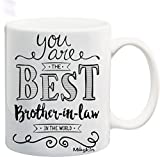 Best Brother In Law Mugs - You are The Best Brother-in-Law in The World Review