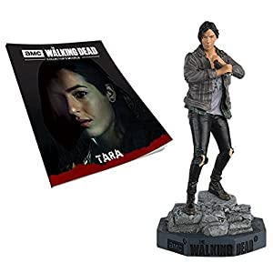 Figura de plomo y resina The Walking Dead Collector's Models Nº 25 Tara Chambler 11