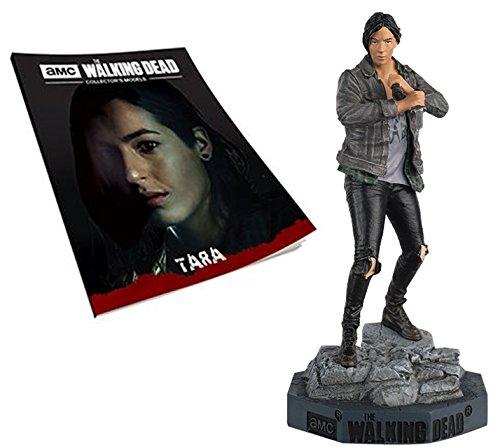 Figura de plomo y resina The Walking Dead Collector's Models Nº 25 Tara Chambler 1