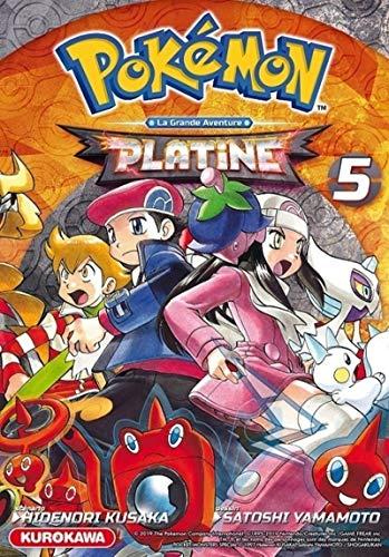Pokémon Diamant et Perle / Platine Edition simple Tome 5