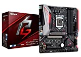 ASRock B365M PHANTOM GAMING 4 - Scheda madre Micro-ATX Socket 1151 Intel B365 Express - 4x DDR4 - SATA 6Gb/s + M.2 - USB 3.0 - 2x PCI-Express 3.0 16x