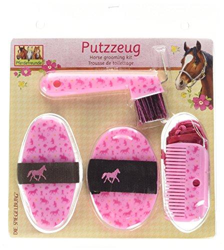Putzzeug Pferdefreunde (Teddy Bear Für Mädchen)