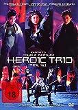 Heroic Trio - Teil 1&2 - Ungeschnittene Fassung -