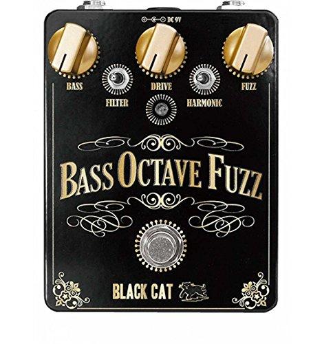 Pedal baja Black Cat Bass Octave Fuzz