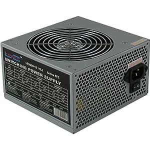 LC-Power LC500H-12 V2.2 Alimentation pour PC Format ATX 500 W
