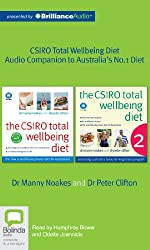 The Csiro Total Wellbeing Diet: Audio Companion to Australia's #1 Diet Book