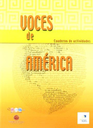 Voces de América ejercicios