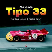 Alfa Romeo Tipo 33: The development & racing history
