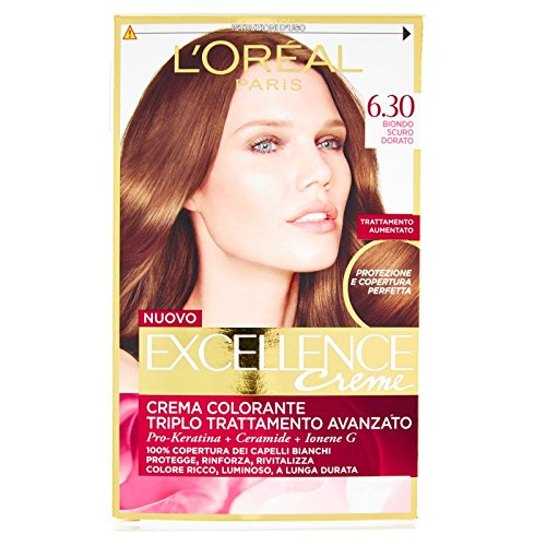 loral-paris-excellence-creme-crema-colorante-630-biondo-scuro-dorato