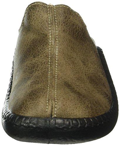 Romika Damen Mokasso 123 Pantoffeln Beige (taupe 306)
