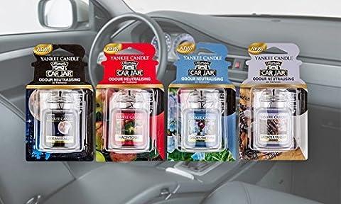 Amazing Value Pack 3x Yankee Candle 3D voiture Ultimate assainisseurs d