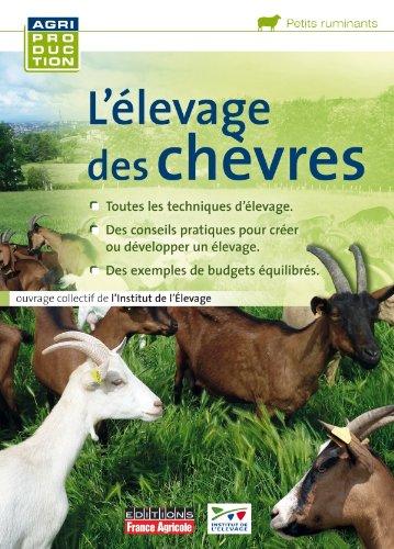 Descargar Libro L ELEVAGE DES CHEVRES de Institut de l'élevage