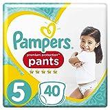 Pampers Premium Protection Pants, Größe 5 (11-16kg), 40 Windeln
