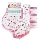 Best aden + anais Towel Sets - Aden & Anais Princess Posie 4 Piece Gift Review