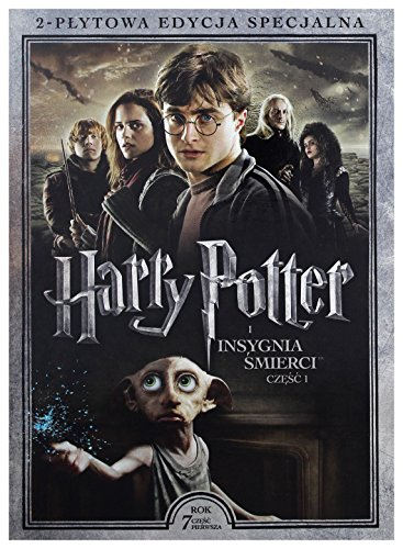 Harry Potter and the Deathly Hallows: Part 1 [2DVD] [Region 2] (IMPORT) (Keine deutsche Version)