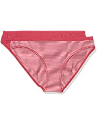 Schiesser 157436, Bikini Femme, ( lot de 2 )