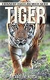 Tiger: Ein Kinderbuch mit erstaunlichen Fotos und interessanten Fakten über Tiger (Erinnert euch an mich Serie)