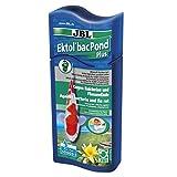 JBL Ektol bac Pond Plus 27141 Heilmittel gegen Bakterien und Flossenfäule bei Teichfischen, 500 ml