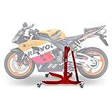 ConStands Power Classic-Zentralständer Honda CBR 1000 RR Fireblade 04-07 Rot Motorrad Aufbockständer Heber Montageständer