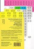 STEUERERLASSE Dürckheim-Griffregister Nr. 272 (2017) mit Stichworten: 144 selbstklebende und farbig bedruckte Griffregister für die SteuerErlasse, ... 2018 ist erschienen ISBN 9783 86453 145 3