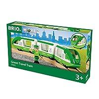 BRIO World - Green Travel Train