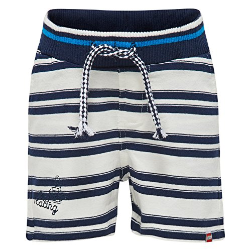 LEGO Wear Baby-Jungen Duplo Parkin 302-Shorts, Blau (Dark Navy 589), 92