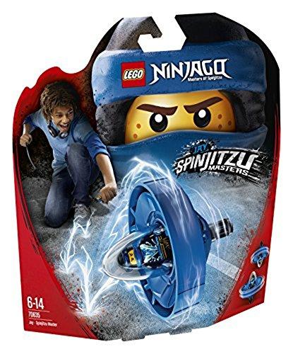 LEGO 70635 Ninjago Jay - Spinjitzu Master
