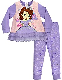 Disney Princess - Ensemble De Pyjamas - Princesse Sofia - Fille