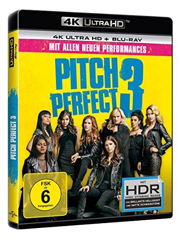 Pitch Perfect 3 – Ultra HD Blu-ray [4k + Blu-ray Disc] - 2