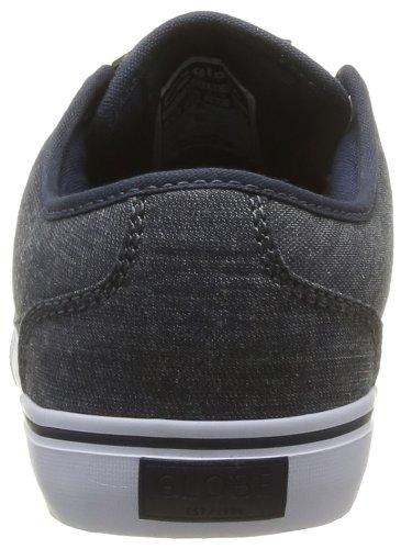 Globe Mahalo Unisex-Erwachsene Sneakers Blau (blue chambray 13094)