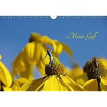 Minis Golf (Wandkalender 2017 DIN A4 quer): Miniaturfiguren beim Golf (Monatskalender, 14 Seiten ) (CALVENDO Spass)