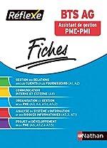 Fiches Réflexe - BTS Assistant de Gestion PME-PMI de Nathalie Thouveny