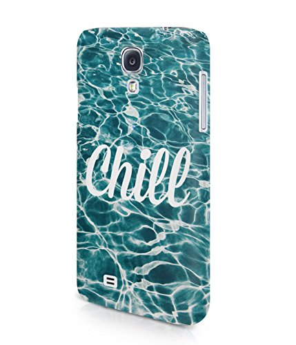 Chill By The Pool Summer Vibes Fresh Ocean Water Plastic Snap-On Case Cover Shell For Samsung Galaxy S4