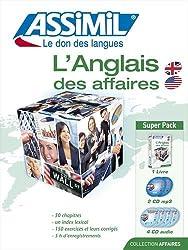 Anglais des affaires :  livre + 4 CD Audio + 1 CD mp3