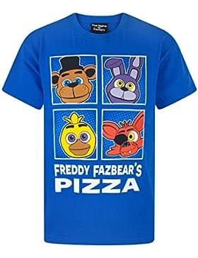 Five Nights At Freddy's Panels Boy's T-Shirt