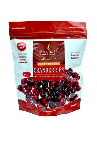 Rostaa Value Pack, Cranberry Slice, 1kg