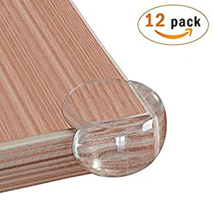 eckenschutz und kantenschutz solawill 12 st ck sicherheit eckenschutz silikon weich eckschutz. Black Bedroom Furniture Sets. Home Design Ideas