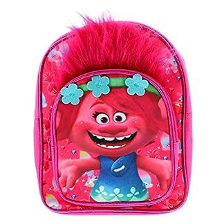 51HcNbeYxaL. SS324  - Mochila Infantil Trolls Poppy Novelty Pink