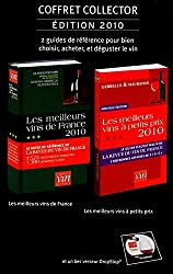 PRESENTOIR VIDE 5 GUIDES VERTS 2015 ET 5 GUIDES ROUGES 2015