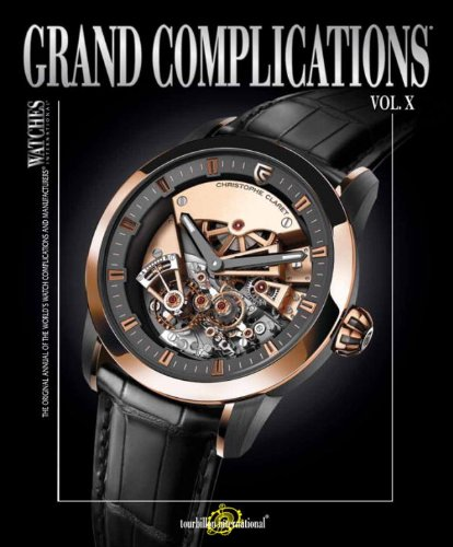 10: Grand Complications Volume X: Volume X (Watches International) thumbnail