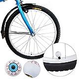 SLB Works 1X(2pcs Smile Face Ball Tire Valve Caps Lids/Valve Caps/Wheel Valve/Ti A7K8