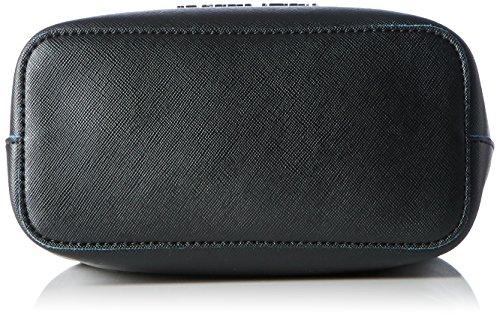 Armani Jeans 922560cc856, Sacs baguette Schwarz (NERO 00220)