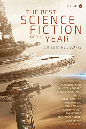 Best Science Fiction of the Year Volume 2 (English Edition)