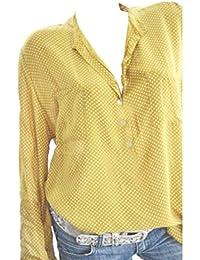 Camisas Mujer Otoño Tallas Grandes Camisas Mujer Casual Camisas De Mujer Manga Larga De Marca AIMEE7